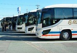 バス車内 画像