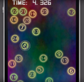 Numbers Moveのゲーム画面